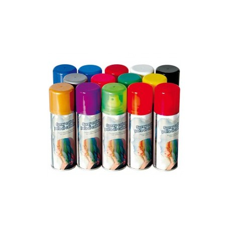 Spray de color pel cabell