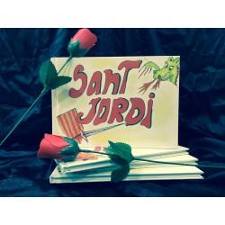 Sant Jordi's Book