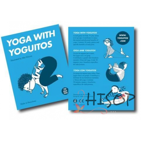 Joc de cartes yoguitos