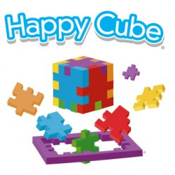 Trencaclosques cube de foam