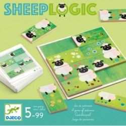 Sheep logic. Joc de paciencia