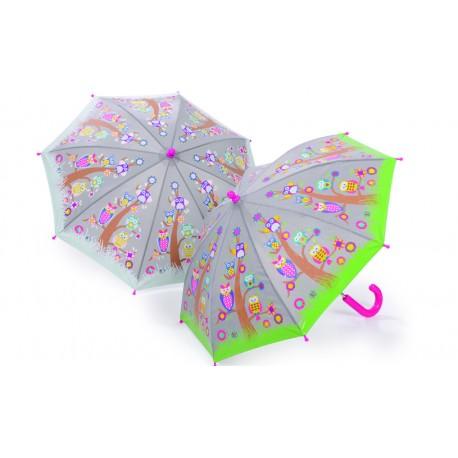 Paraigües Mussols
