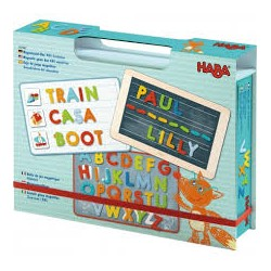 Magnetic game box.ABC