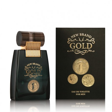 Eau de parfum Gold for men 100 ml