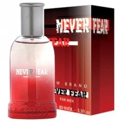 Eau de parfum Never Fear for men 100 ml