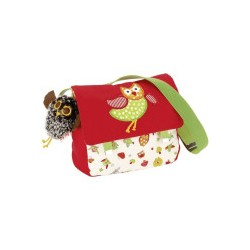 Bag whit luch box