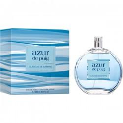 Azur de Puig eau de toilette spray 200 ml