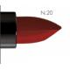 Pinta llavis Atomic Red Mat