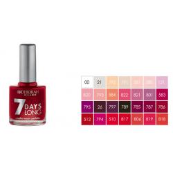 Pinta uñas. 7 dias de duracion