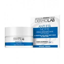 Dermolab redensifying anti-aging nith cream