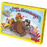 Board game. Crash cup karambolage