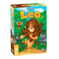 Board game. Leo the lion