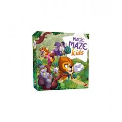 Board game. Magic Maze Kids