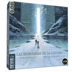 Board game. The mountains of madness