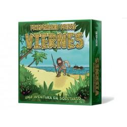 Board game. Viernes
