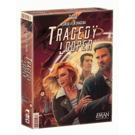 Joc de taula. Tragedy Looper