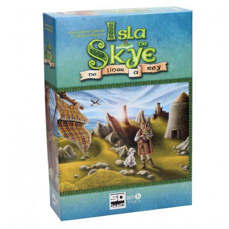 Joc de taula. Isla Skye