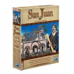 Joc de taula. San Juan