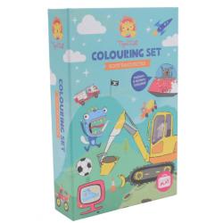 Colouring Set Boy's Favourites