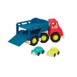 Camió transportador de cotxes