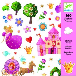 Stickers princess Marguerite