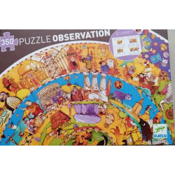 puzzle observation the history