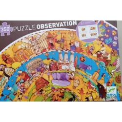 Puzzle observación la historia