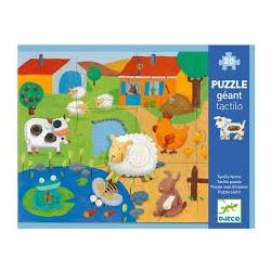 Puzzle Gigante táctil