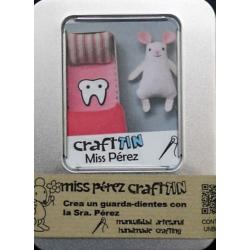 Guarda-dientes Señora Pérez