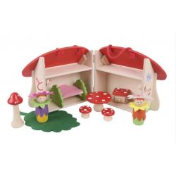 Casa de fusta Bolet