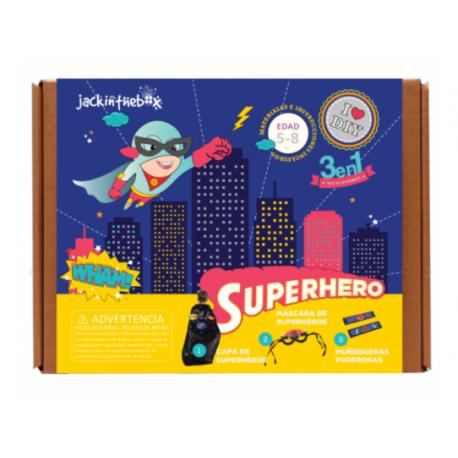 Pac de manualidades Super Hero