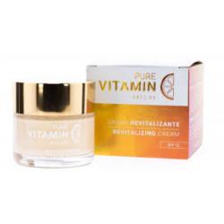 Revitalizing orange cream. Vitamin C night and day