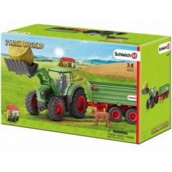 Tractor amb remolc 42379