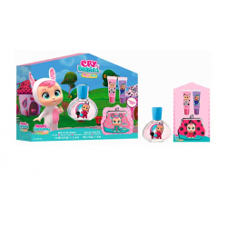 Cry Babies children's cologne box