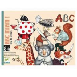 ABC miam Card game