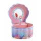 Musical box. enchanted mermaid