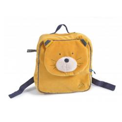Lulu kittens backpacks Les Mustaches