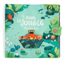Great sensory book, The Dans Jungle