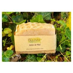 honey and calendula soap bar