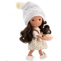 Miss Mini melena morena