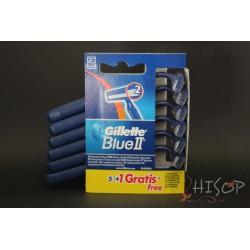 Gillette Blue II x6