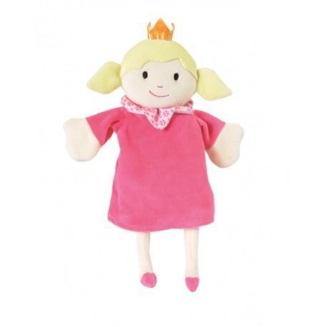 Hadpuppet Princess