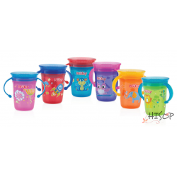 Nuby 360 Mini No Spill Cup