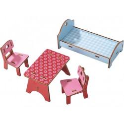 Muebles para la casa de muñecas
