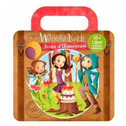 Wonderful Kids Birthday Party