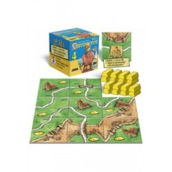 Carcassonne mini expansion.The gold river 4