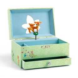 Caixa de música bambi