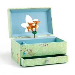 Musical box. Bambi