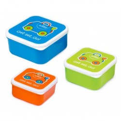 Trunki pack de tres carmanyoles