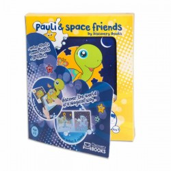 Bath book Pauli & Friends